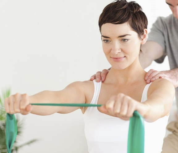 strengthening physiotherapy